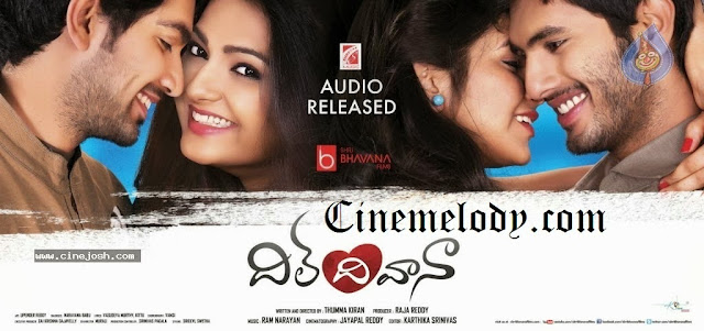 Dil Deewana  Telugu Mp3 Songs Free  Download -2013