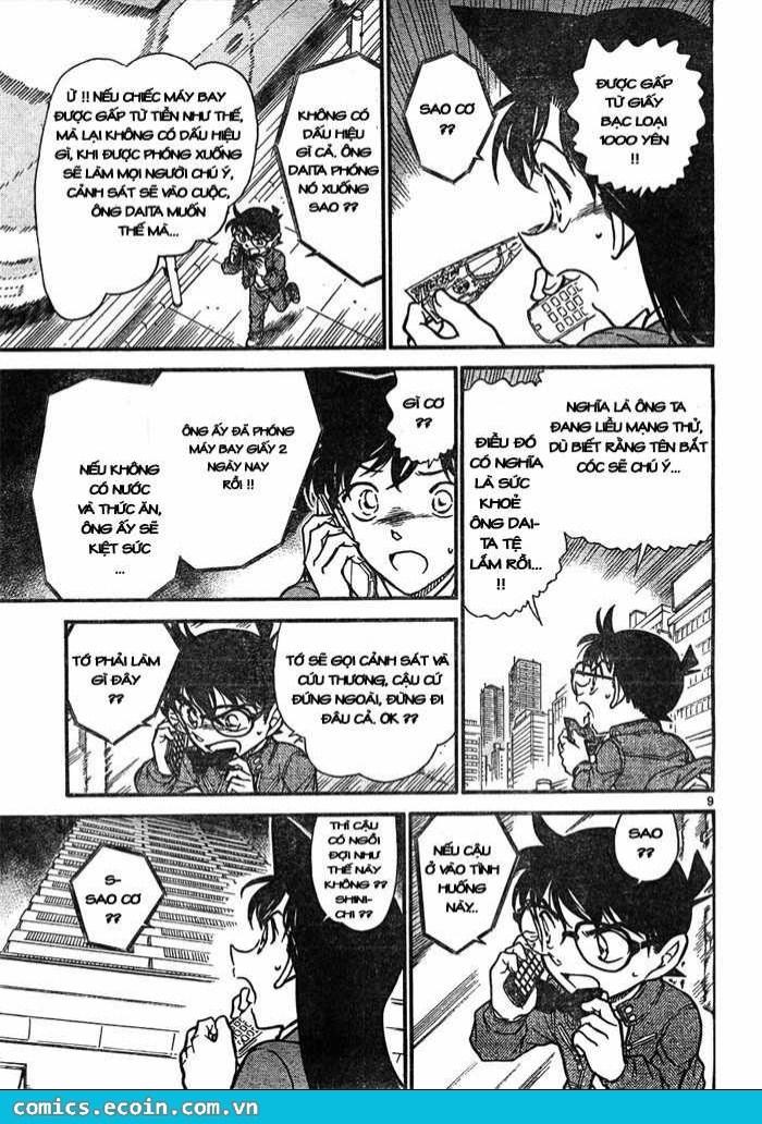 Thám Tử Lừng Danh Conan - Chapter 640 - Pic 9