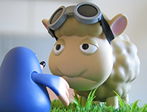Seamour Sheep comic series • Seamour Sheep toy designs • 3D comic artwork | Seamour Sheep stripreeks • Seamour Sheep speelgoedontwerpen • 3D striptekeningen