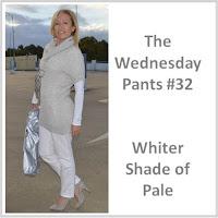 Sydney Fashion Hunter - The Wednesday Pants #32 - Whiter Shade Of Pale