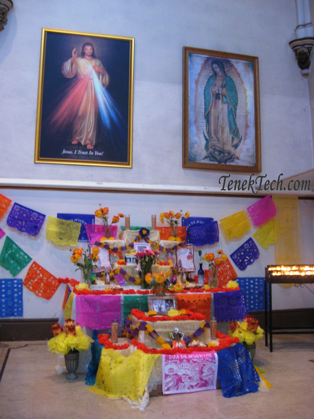 Living Vancouver Canada: Mexican Day of the Dead - Decorations for ...