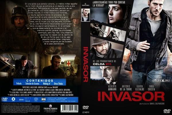 Download Invasor DVDRip XviD Dual Áudio