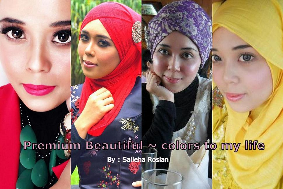Premium Beautiful ~ colors to my life