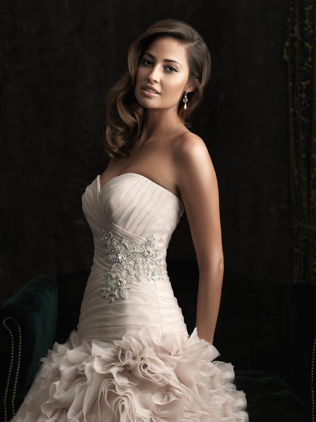 Allure Romance Fall Wedding Dresses 2014 of brides dresses allure