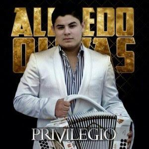 Alfredo Olivas – Mi Porvenir (2014)