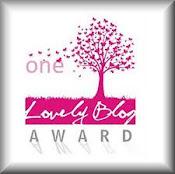 Blog premiat per One Lovely Blog Award