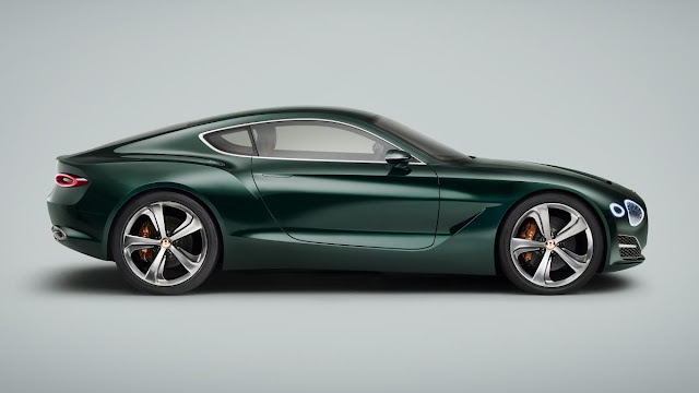 Next Bentley EXP10 6Speed Edition side view