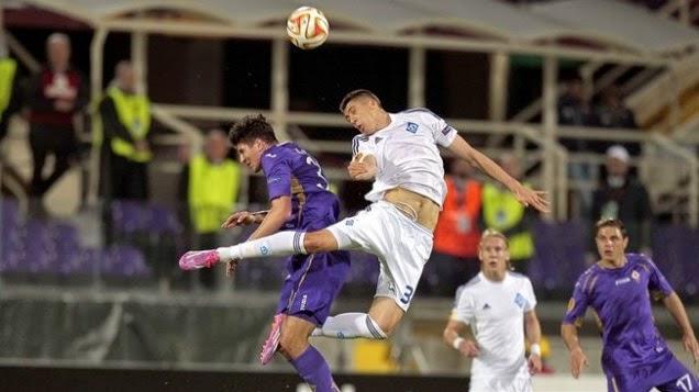 Fiorentina 2-0 Dynamo Kiev (Agg 3-1)