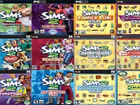 The Sims 2 + All Expansions