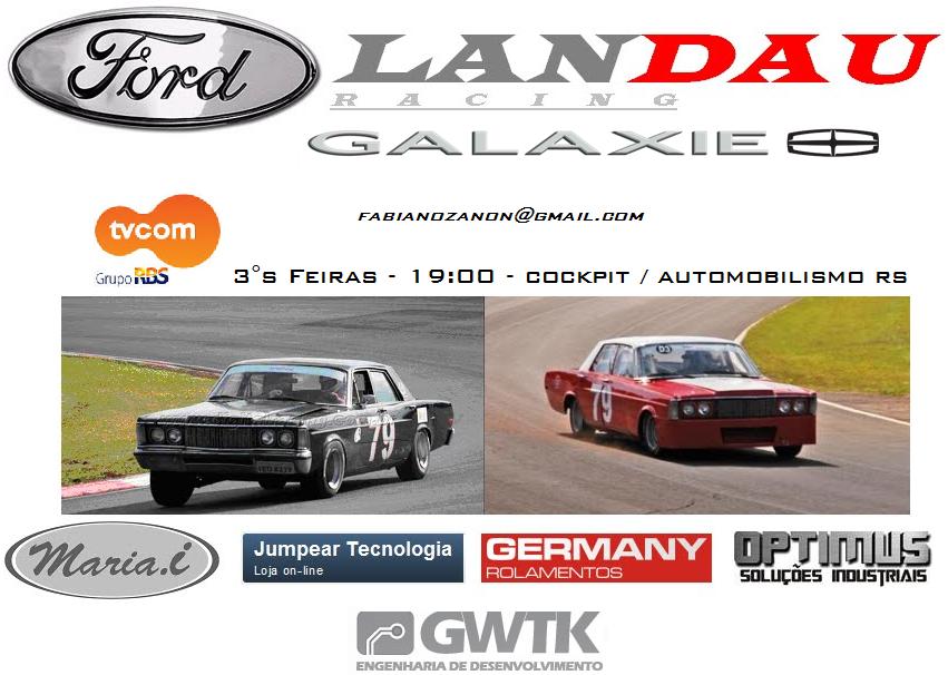 Ford Galaxie Landau Nascar #79