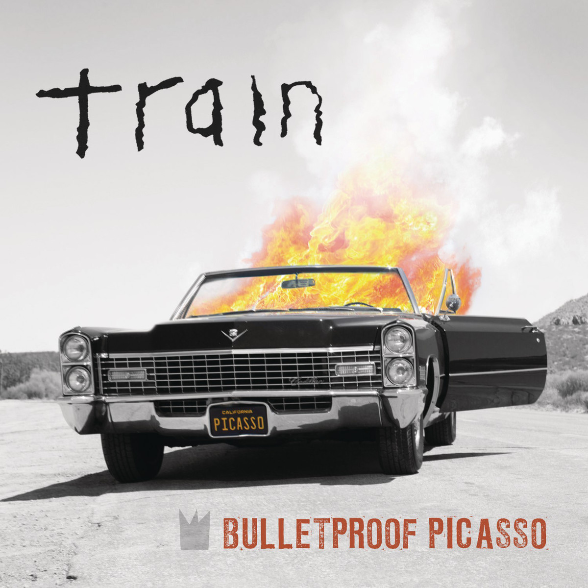 Download Train - Bulletproof Picasso 2015 MP3 Música
