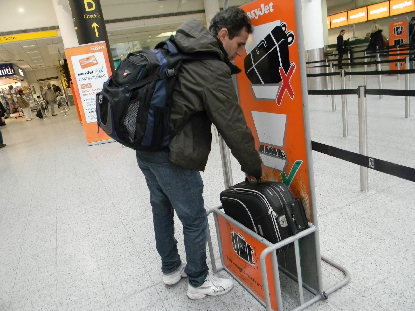Bolsa De Mão No Avião : Essa tal liberdade low cost