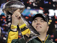 Packer's Win The Super Bowl- 2011