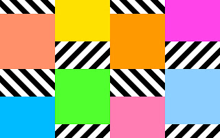 colorful squares karizma album background