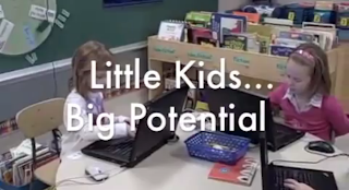 Little Kids...Big Potential