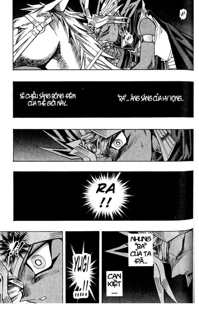 YuGi Oh – Vua Trò Chơi chap 303 Trang 15