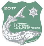 GAME WARDEN STAMP