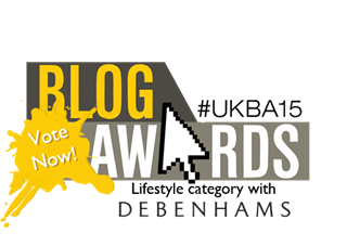 Please vote for my blog!