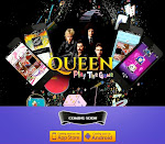 """QUEEN:PLAY THE GAME"" App"