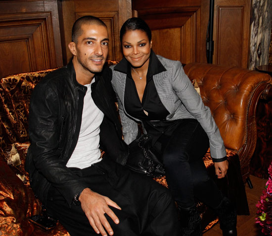 Janet Jackson Relocates To Middle East With Arab Husband, Wissam Al