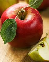 Uma maçã por dia protege o coração