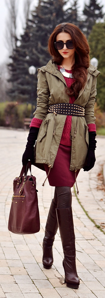 winter street fashion