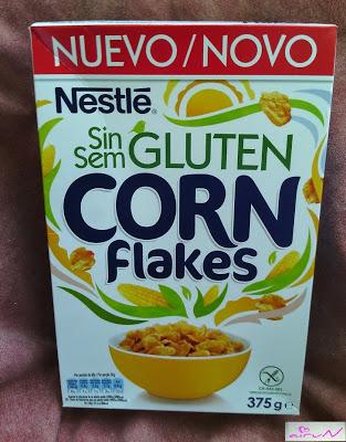 cereales nestle sin gluten