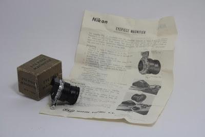 nikon eye magnifier