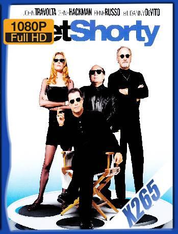 Get Shorty (1995) x265 [1080p] [Latino] [GoogleDrive] [RangerRojo]