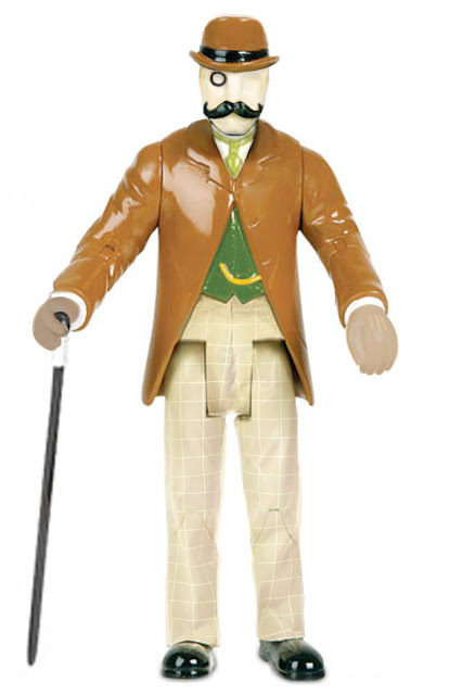 Ladies & Gentlemen action figure, the gent