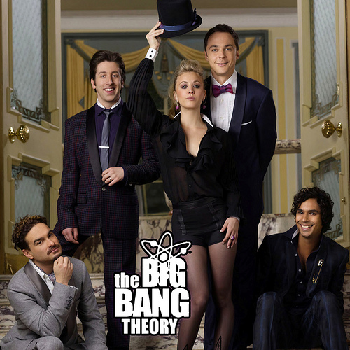 The Big Bang Theory 8ª Temporada – Online