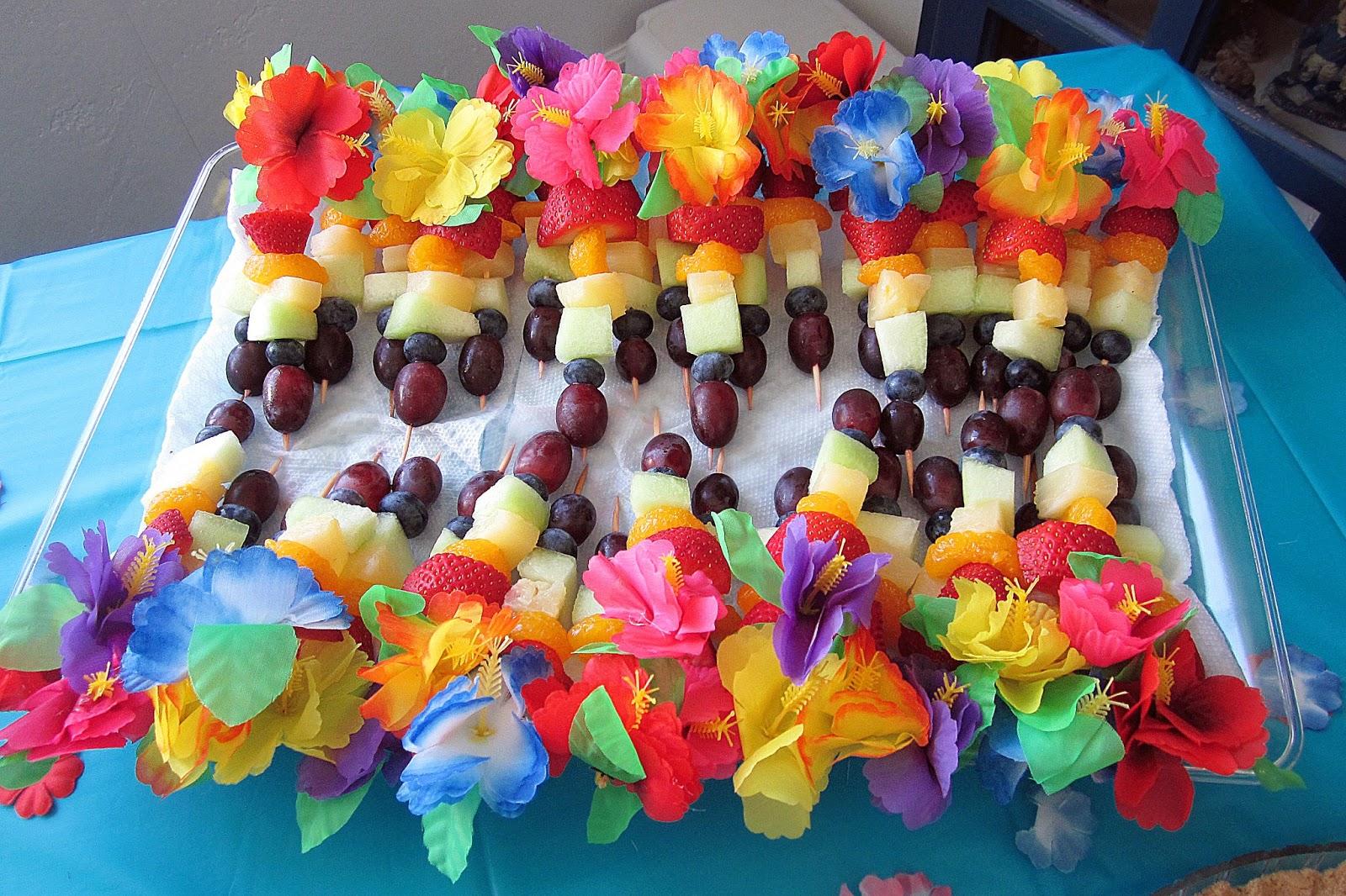 Поздравления в стиле гавайской вечеринки 66