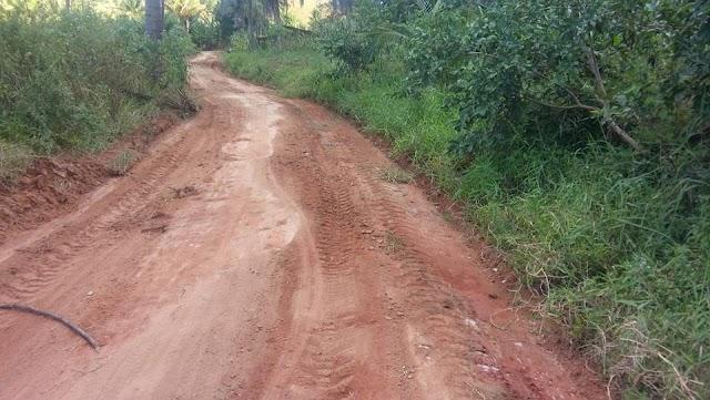 Obras na zona rural de Limoeiro não param