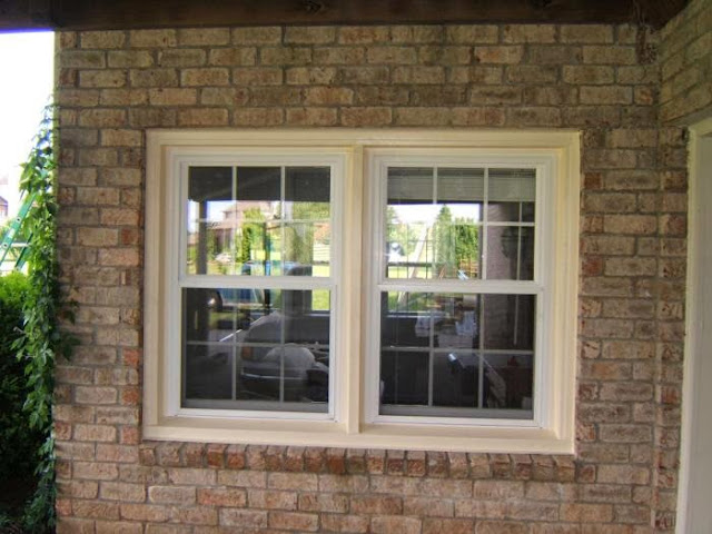Exterior window frame styles ayanahouse for Exterior window styles