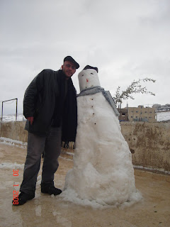 Me with Snow Man