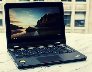 Lenovo ThinkPad 11e Chromebook Review