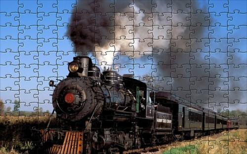 Tuzaklı Tren Yolu Oyunu