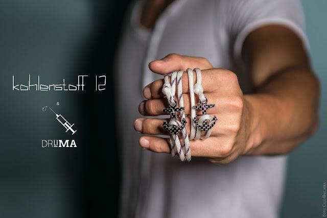Fashion Tipp : Limitierte Armbänder von kohlenstoff 12 und drlima | Atomlabor Blog Tipp