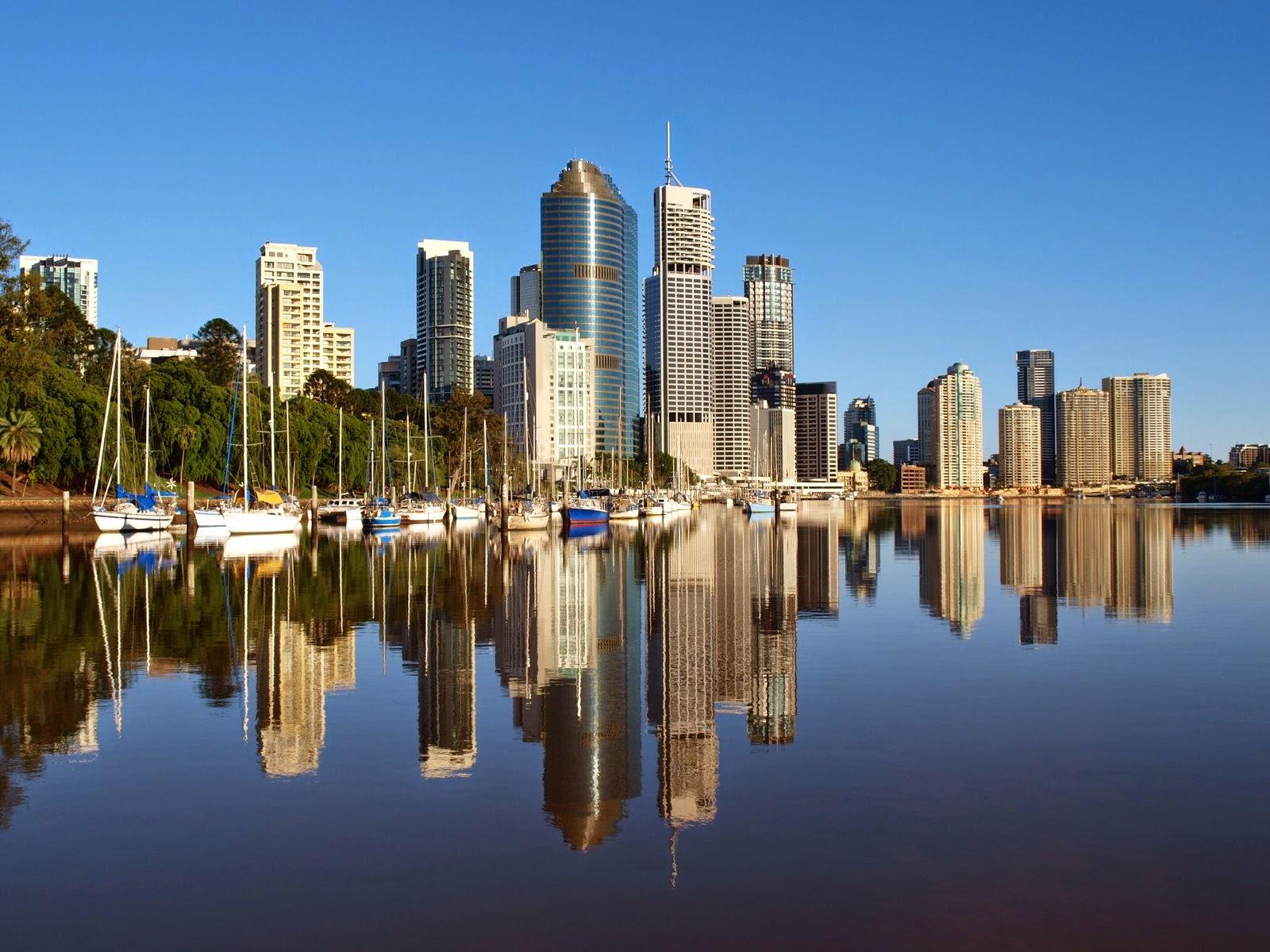 بريسبان اجمل مدن استراليا