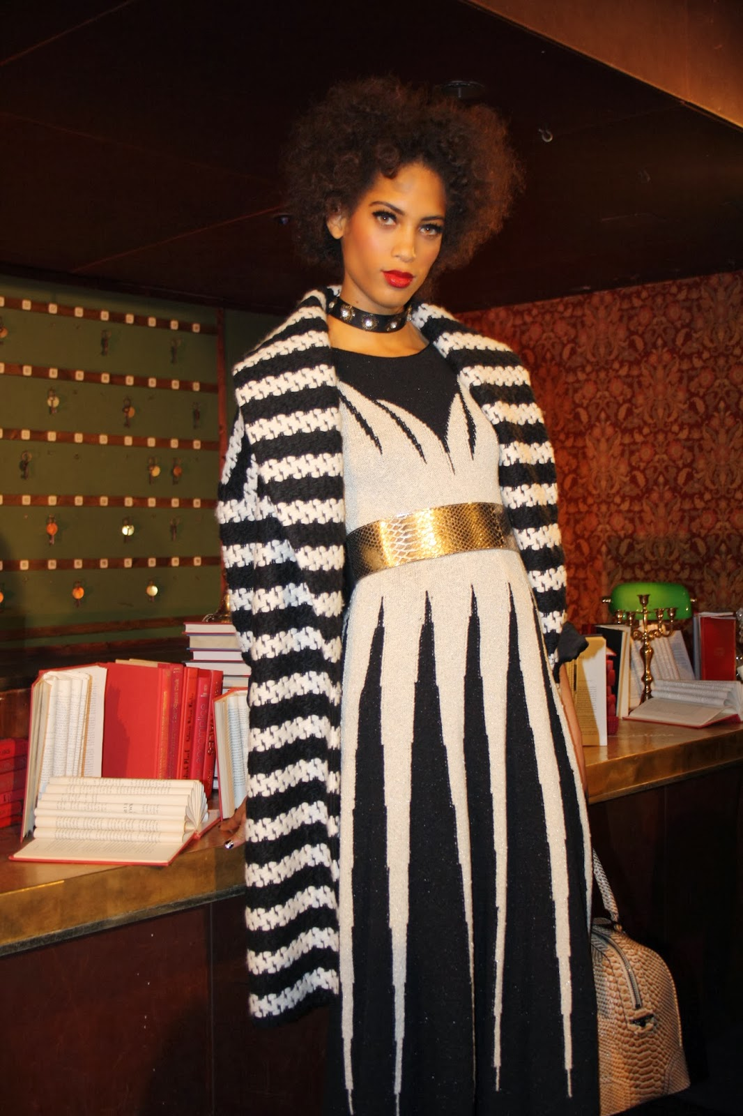 Alice + Olivia by Stacey Bendet Fall 2014 Presentation