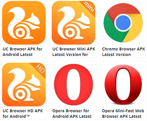 U C Browser Latest Version 10.7.5(203) for Android Free Download