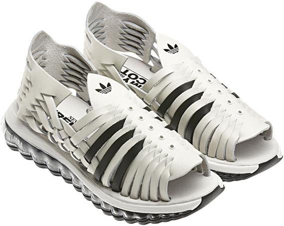 Snkrology: un punto débil: Jeremy Scott x adidas Originals coleccion 2012