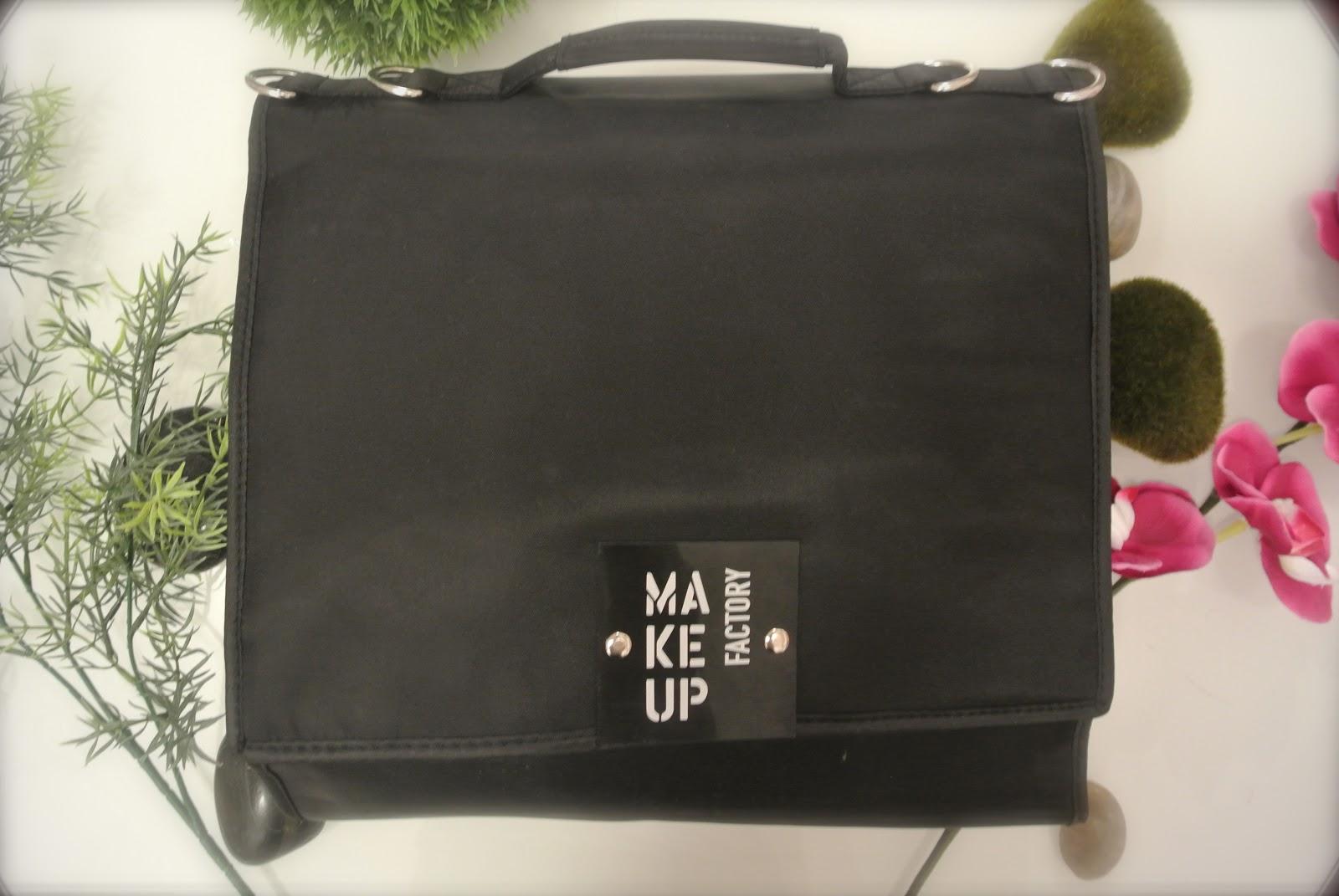 make up factory ultimative visa tasche the beauty. Black Bedroom Furniture Sets. Home Design Ideas