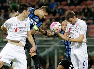 Fiorentina, Inter Milan, soccer