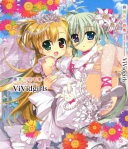 [Artbook] 藤真拓哉画集 ViVidgirls [Fujima Takuya Illustrations ViVidgirls]
