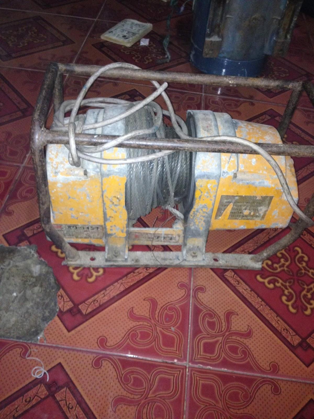 Kết quả hình ảnh cho máy tời cũ