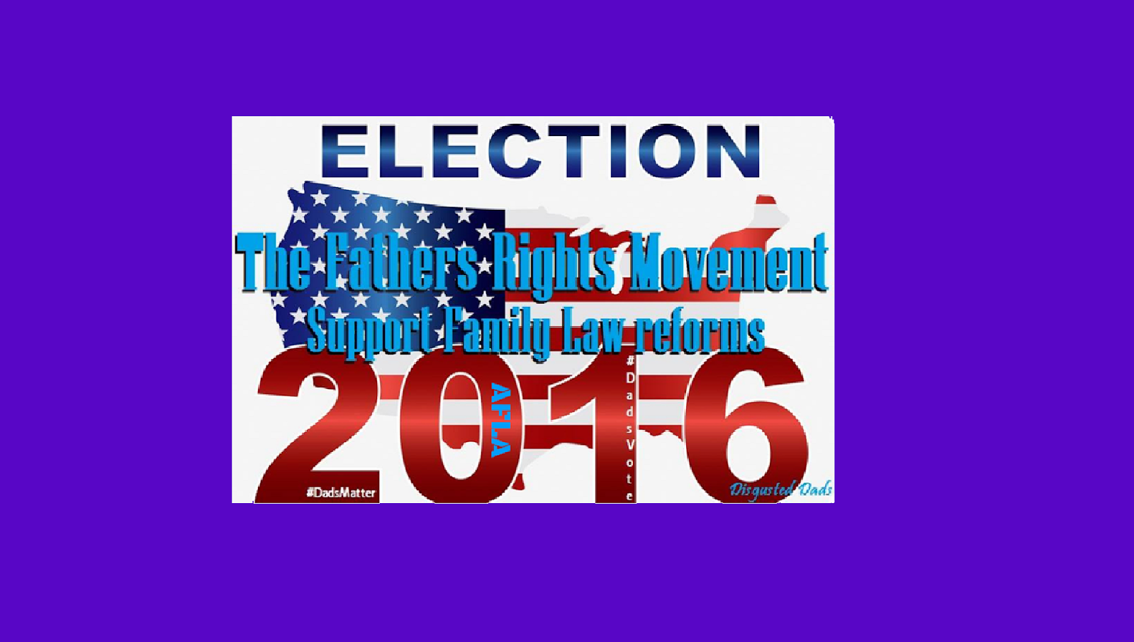 Make Family Law Reform an Election 2016 Topic
