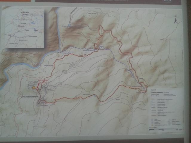 Itinerário Rota das Caniças