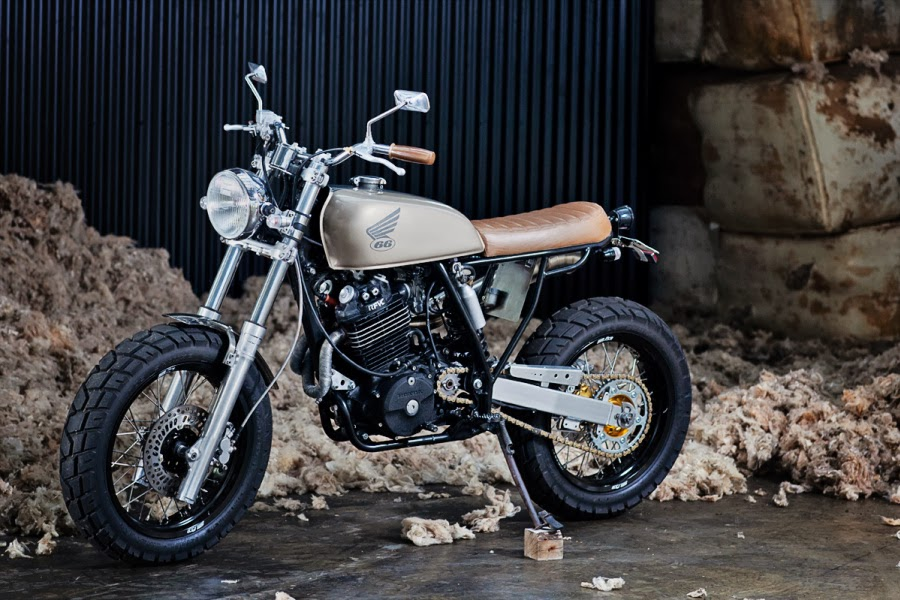 Ruote Rugginose Nat S Xr 600 Street Tracker