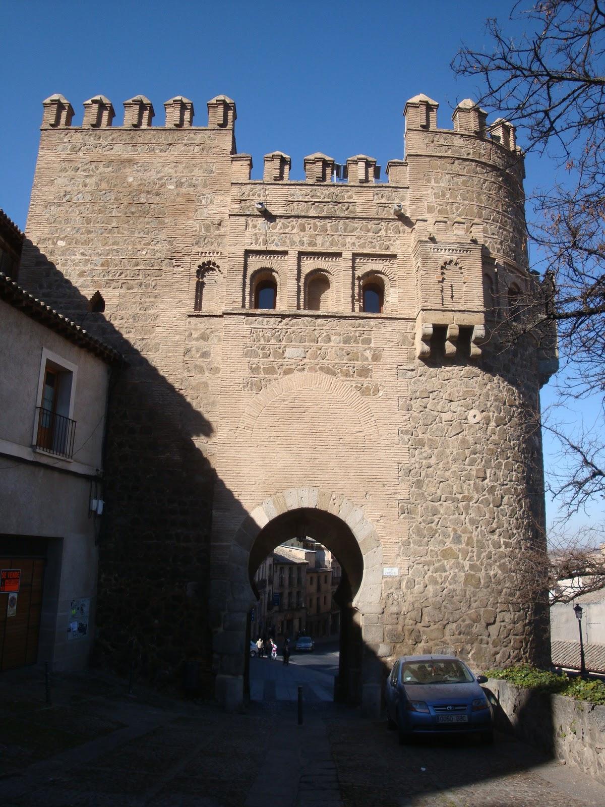 Iter tempus toledo puertas y murallas for Puerta 5 foro sol